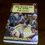 The road to EN-DOR By E.H. Jones escape/horror  paperback